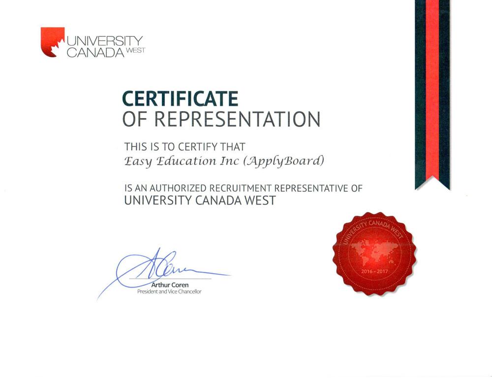 Mba Foundation Pre Mba University Canada West Applyboard